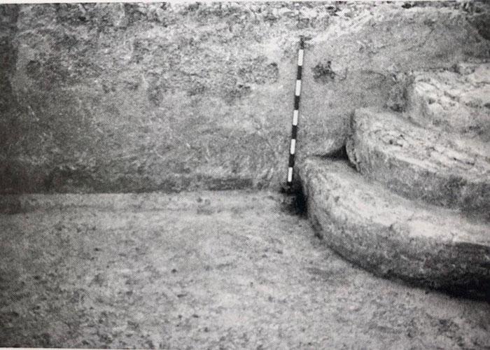 El Ayuntamiento de Jaén acomete un proyecto de conservación de los restos de la cisterna romana de Marroquíes Bajos