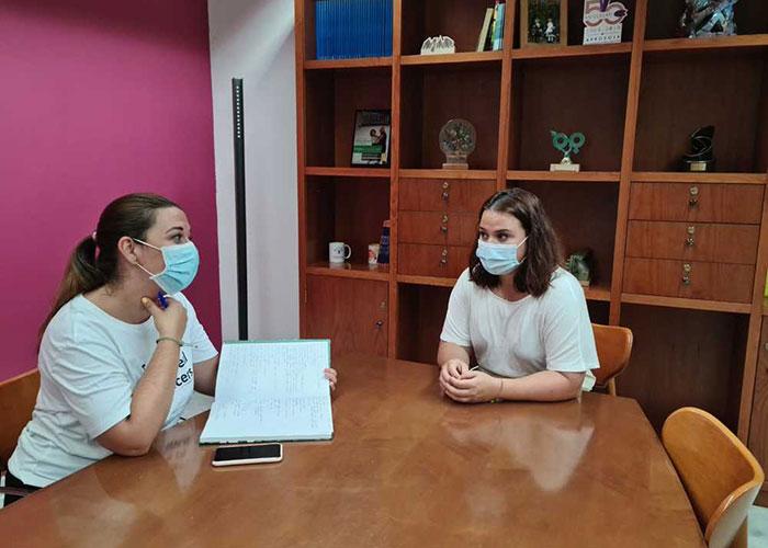 El Ayuntamiento trabaja en colaboración con Scuola di Vita para que 20 profesores voluntarios ofrezcan sus conocimientos a través de los recursos del Patronato Municipal de Asuntos Sociales