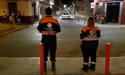 Positivo balance del primer fin de semana sin botellón en Manzanares