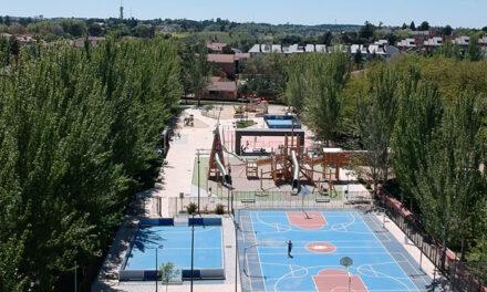 El Ayuntamiento de Pozuelo de Alarcón clausura las pistas deportivas del parque Carlos Sainz por seguridad y prevención