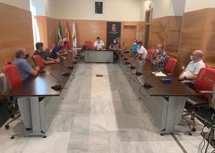 La Junta indica al Ayuntamiento de Martos que solo atletas de alto nivel pueden practicar deportes en los que no se pueda garantizar la distancia mínima