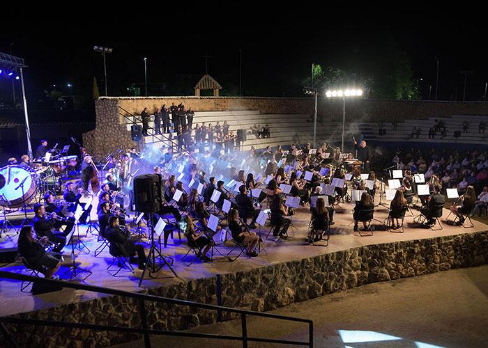 Argamasilla de Alba acoge el estreno mundial de 'Ave Fénix' de Ferrer Ferrán