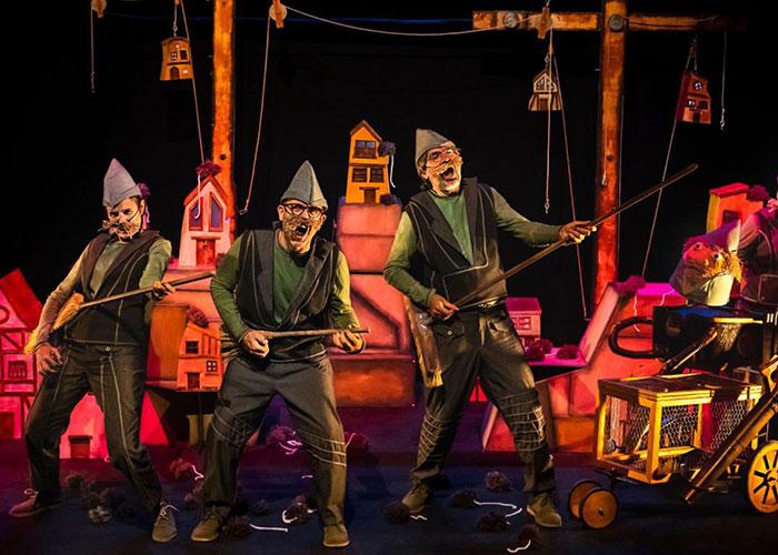 'Hamelín' pondrá el broche final a las noches de Teatro Infantil y Familiar de Daimiel