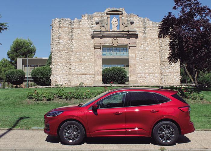 Ayer&hoy prueba el nuevo Ford Kuga, un auténtico placer