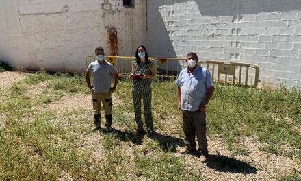 Comienza la segunda actuación del Plan de Obras Municipal 2020 de Villanueva de los Infantes