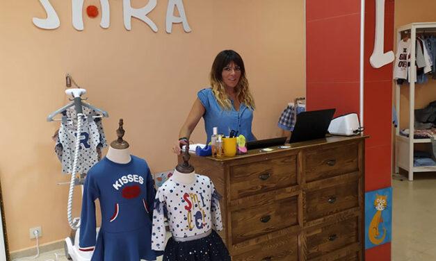 Abre Sara Valero Moda Infantil, la ropa más moderna y original para niños de 0 a 10 años