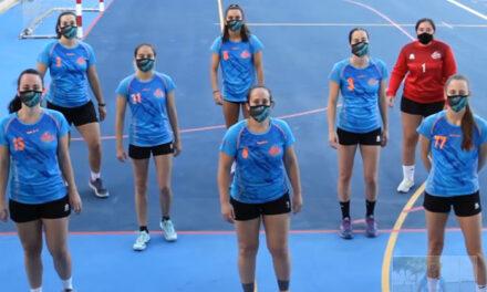 Getasur lanza una campaña por el uso de mascarilla en el deporte