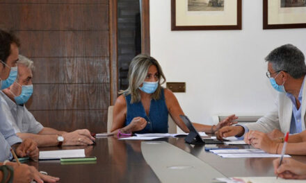 La Junta de Gobierno Local aprueba actuaciones de mejora de la red de abastecimiento y saneamiento de la calle Río Jarama