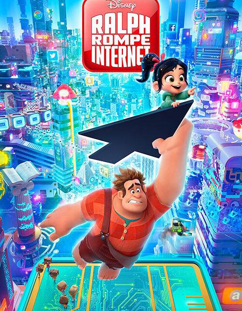 Autocine de verano en Alpedrete «Ralph rompe internet»