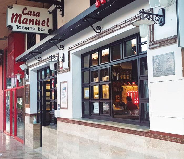 Taberna Bar Casa Manuel (Valdepeñas)