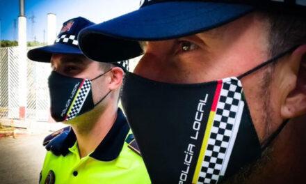 La Policía Local de Jaén levanta 15 actas por sanción por celebrar botellones
