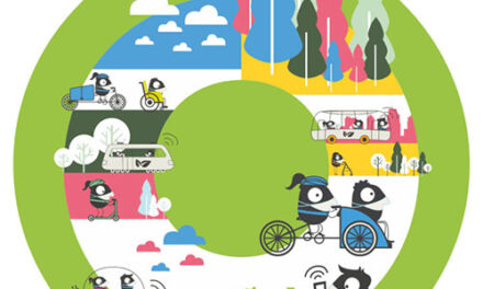 Getafe apuesta por el proyecto 'Calles 30' y el uso de la bicicleta
