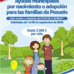 Finaliza el plazo para solicitar las ayudas al nacimiento o adopción de hasta 2.500 euros