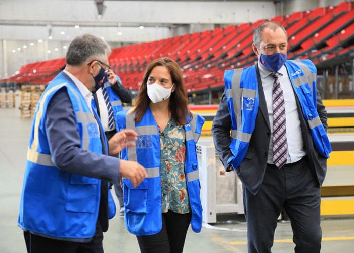 La nueva nave de Correos Express en Getafe genera 120 empleos