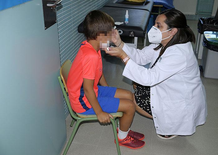 Los colegios públicos de Boadilla contarán con servicio de enfermería durante toda la jornada escolar