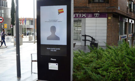 El Ayuntamiento de Boadilla facilita a los vecinos un espacio para recordar a sus familiares fallecidos por COVID-19