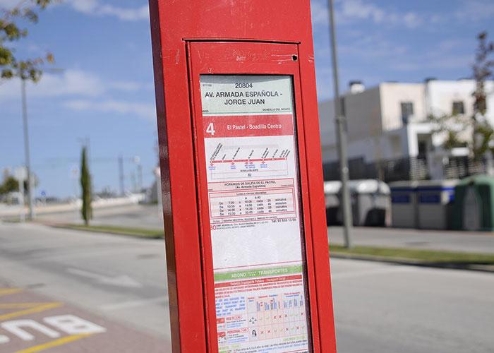 La línea urbana L4 ya da servicio a la urbanización El Pastel