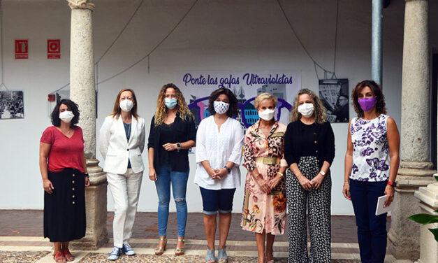 """AFAMMER participa en el proyecto """"Ponte las gafas ultravioletas"""" que lucha contra la desigualdad de género"""