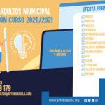 Abierto el plazo de inscripción en las Enseñanzas Abiertas de la Escuela de Adultos de Boadilla