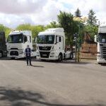 Balance positivo en la II Feria Nacional de Vehículos Industriales de Ocasión de Manzanares