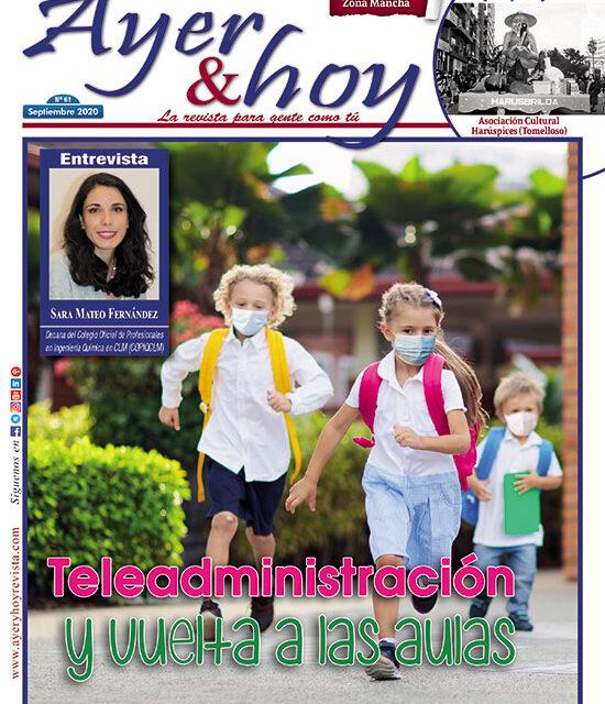 Ayer & hoy – Zona Mancha – Revista Septiembre 2020