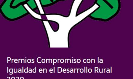 AFAMMER convoca la I Edición de los premios Compromiso con la Igualdad en el Desarrollo Rural