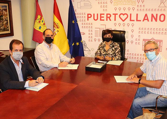 Punto de partida para la recuperación económica de Puertollano