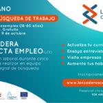 Últimos días para que personas en desempleo se apunten a la nueva Lanzadera Conecta Empleo de Puertollano