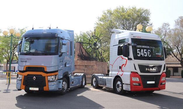 II Feria Nacional de Vehículos Industriales de Ocasión en Manzanares