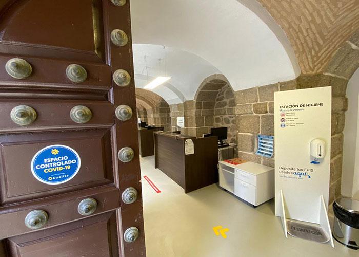 El Ayuntamiento de Toledo y empresas del sector turístico toledano reconocidas por sus buenas prácticas frente a la Covid-19