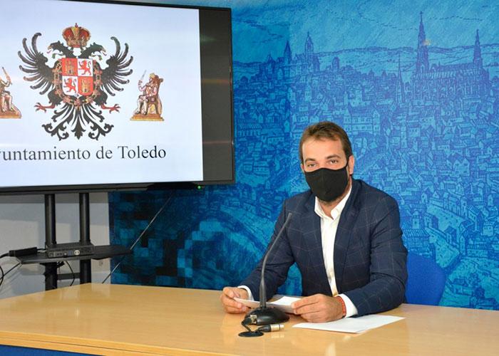 Toledo abrirá sus instalaciones deportivas con máximos de seguridad, higiene y desinfección y normas para los usuarios