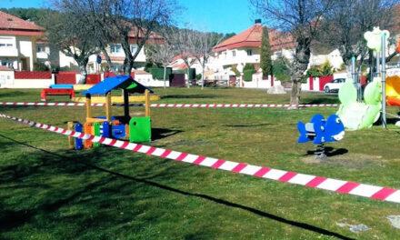 Moralzarzal vuelve a cerrar los parques infantiles como medida de precaución