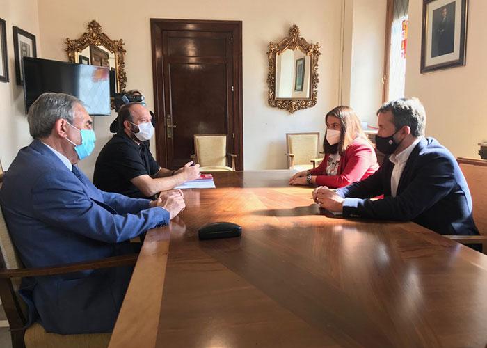 El Ayuntamiento de Jaén y Cruz Roja establecen un protocolo de colaboración de cara a la llegada anticipada de temporeros