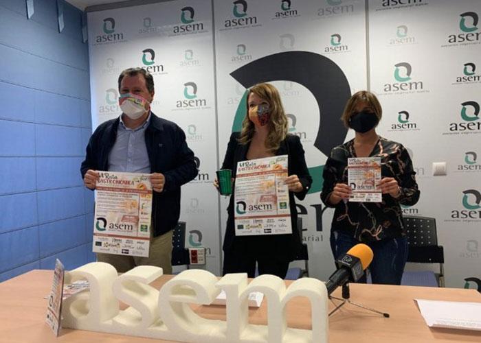 La VI Ruta Gastronómica de los Aceites de Oliva de Martos se desarrolla desde hoy hasta el 30 de noviembre