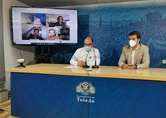 El concierto 'Dial Únicos' trae a Toledo las actuaciones de Rulo y la Contrabanda, Sidecars, Funambulista y David de María