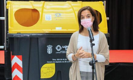 Getafe primera ciudad de la Comunidad de Madrid que recompensará por reciclar gracias al programa Reciclos