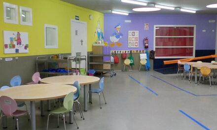 El CAI de Manzanares ofrece comedor escolar para alumnado de todos los colegios