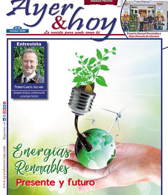 Ayer & hoy – Boadilla-Pozuelo – Revista Octubre 2020
