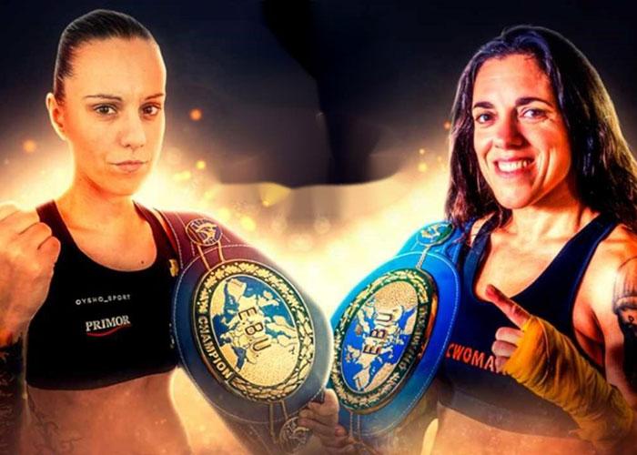 Moralzarzal acoge, el próximo viernes, el Campeonato de Europa de Boxeo Femenino