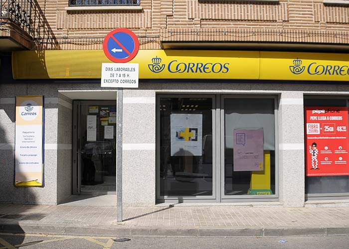 Boadilla pide a Correos una oficina más o el cambio de ubicación de la actual