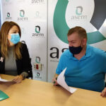 Firmado un convenio de colaboración con CONFEDAMPA y AMPAS de Martos