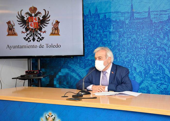El Ayuntamiento de Toledo destina 53.500 euros a subvenciones para el funcionamiento y mantenimiento de las asociaciones vecinales