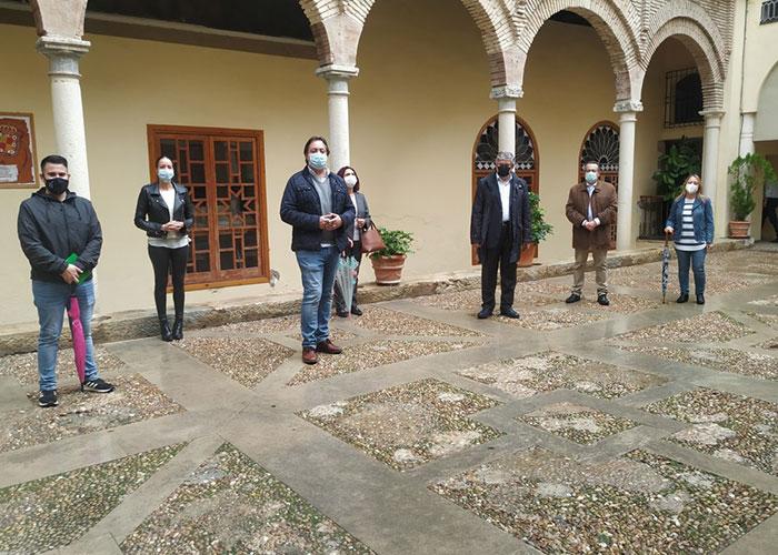 Ayuntamiento de Jaén y sector turístico consensúan medidas para oxigenar la actividad y la puesta en marcha de paquetes para dar impulso al Turismo de la ciudad