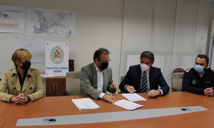 El Ayuntamiento de Jaén y la DGT renuevan su colaboración para facilitar a la Policía Local que realice test de drogas a conductores y peatones