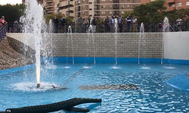 El Ayuntamiento de Jaén pone en valor el trabajo que realiza en la recuperación de cinco de las fuentes ornamentales más emblemáticas de la capital