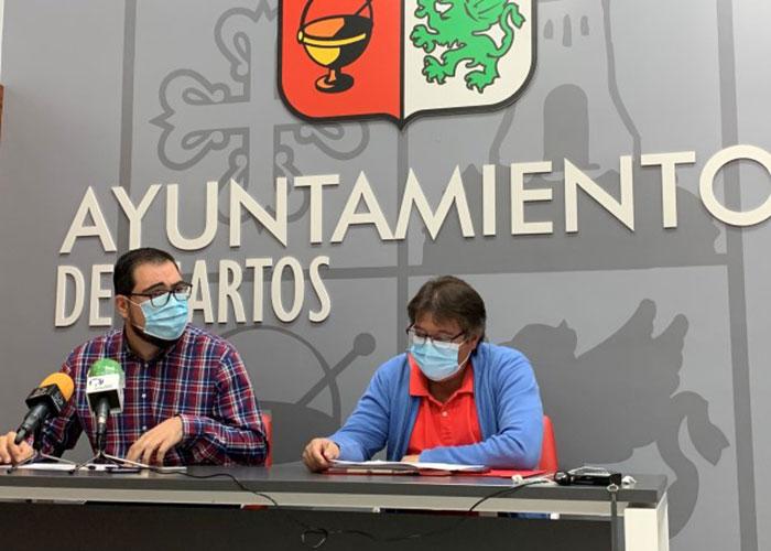 El Ayuntamiento de Martos hace un llamamiento para el uso de la herramienta Trade y crea una oficina específica para asesorar e informar