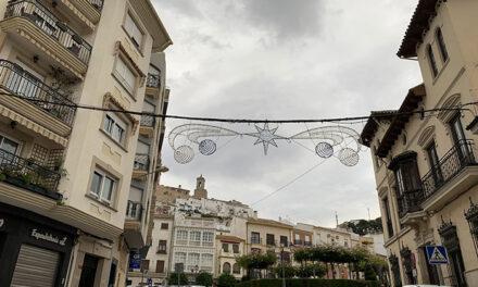 El Ayuntamiento de Martos reforzará el alumbrado navideño en el casco histórico y en Nuevo Martos