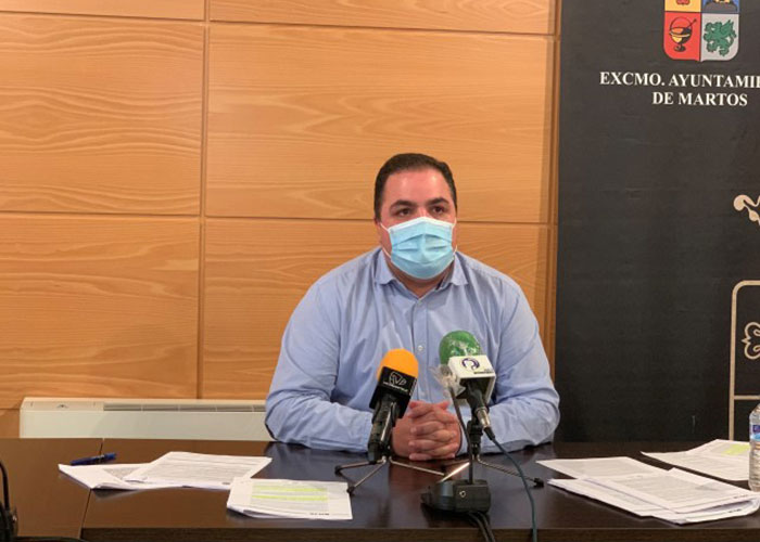 Nuevas medidas en Martos para combatir la pandemia del coronavirus