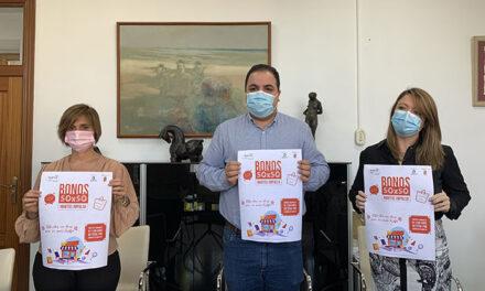 El Ayuntamiento de Martos activa junto con ASEM una campaña para incentivar el comercio marteño dotada con más de 120.000 euros