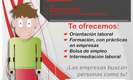 Ayuntamiento de Argamasilla de Calatrava y Fundación ONCE programan una jornada sobre empleo para jóvenes con discapacidad